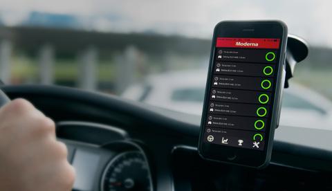 Moderna Smart Bilförsäkring Betala Som Du Kör Moderna